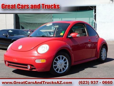 2005 Volkswagen New Beetle for sale in Glendale, AZ