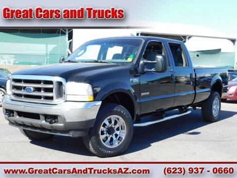 2004 Ford F-350 Super Duty for sale in Glendale, AZ