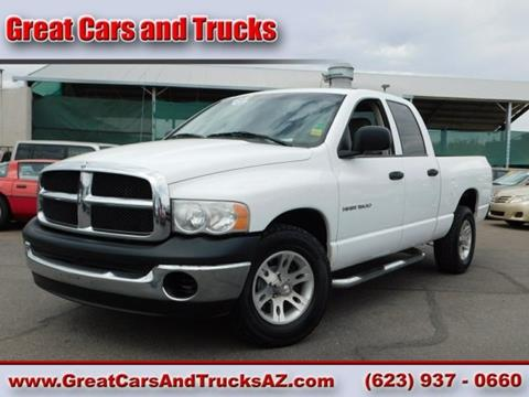 2005 Dodge Ram Pickup 1500 for sale in Glendale, AZ