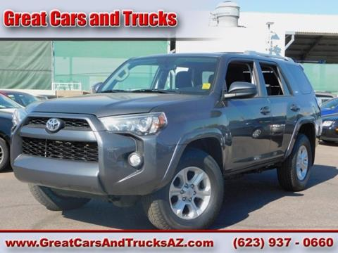 2014 Toyota 4Runner for sale in Glendale, AZ