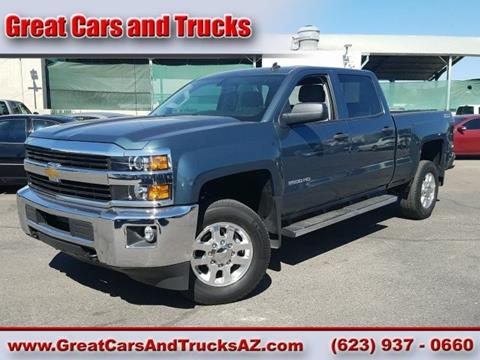 2015 Chevrolet Silverado 2500HD for sale in Glendale, AZ