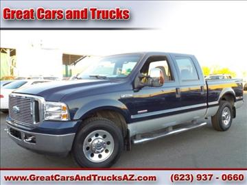 2007 Ford F-250 Super Duty for sale in Glendale, AZ