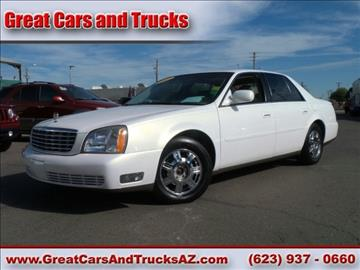 2005 Cadillac DeVille for sale in Glendale, AZ