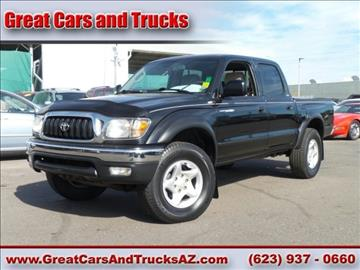 2003 Toyota Tacoma for sale in Glendale, AZ