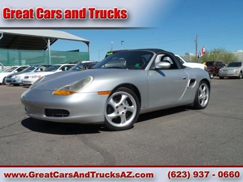 2002 Porsche Boxster for sale in Glendale, AZ