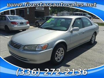 2000 Toyota Camry for sale in Greensboro, NC