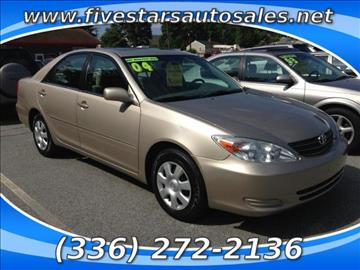 2004 Toyota Camry for sale in Greensboro, NC