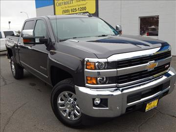 2016 Chevrolet Silverado 2500HD for sale in Ellensburg, WA