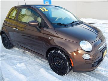 2012 FIAT 500 for sale in Ellensburg, WA