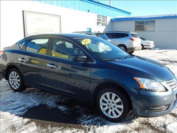 2015 Nissan Sentra for sale in Ellensburg, WA