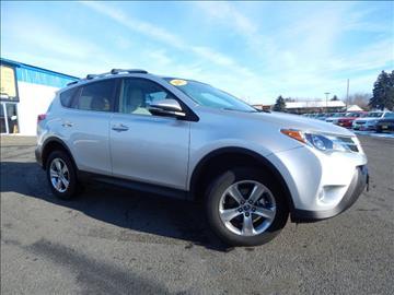 2015 Toyota RAV4 for sale in Ellensburg, WA