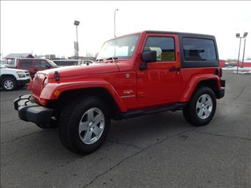 2012 Jeep Wrangler for sale in Ellensburg, WA