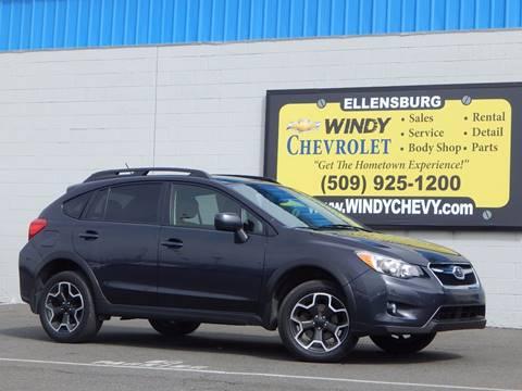 2014 Subaru XV Crosstrek for sale in Ellensburg, WA