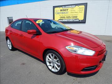 2013 Dodge Dart for sale in Ellensburg, WA