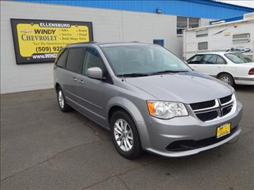 2014 Dodge Grand Caravan for sale in Ellensburg, WA