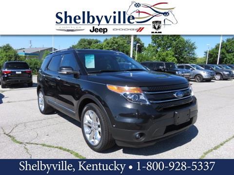 2015 Ford Explorer for sale in Shelbyville, KY