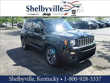 2017 Jeep Renegade for sale in Shelbyville, KY