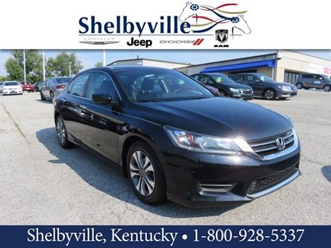 2015 Honda Accord for sale in Shelbyville, KY
