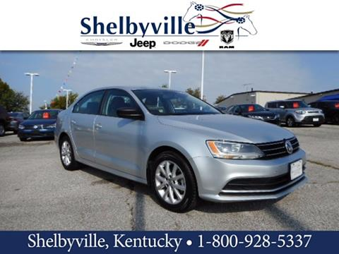 2015 Volkswagen Jetta for sale in Shelbyville, KY