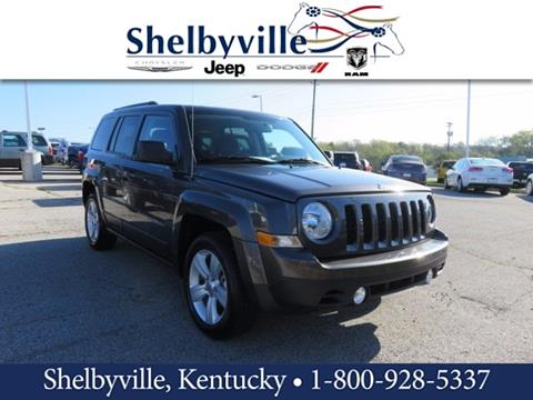 2016 Jeep Patriot for sale in Shelbyville, KY