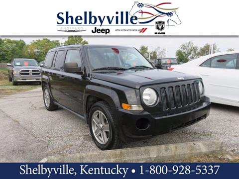 2008 Jeep Patriot for sale in Shelbyville, KY