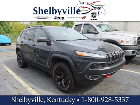 2017 Jeep Cherokee for sale in Shelbyville, KY