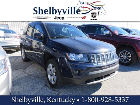 2016 Jeep Compass for sale in Shelbyville, KY
