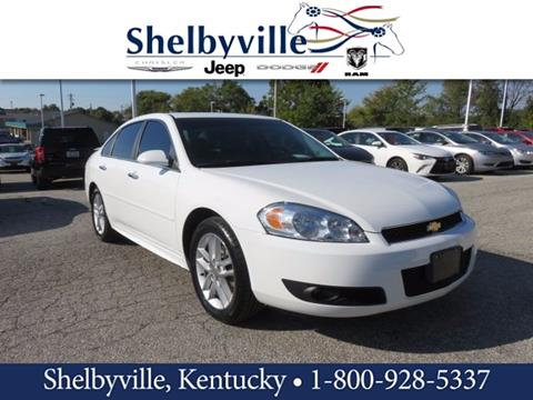 2015 Chevrolet Impala Limited for sale in Shelbyville, KY