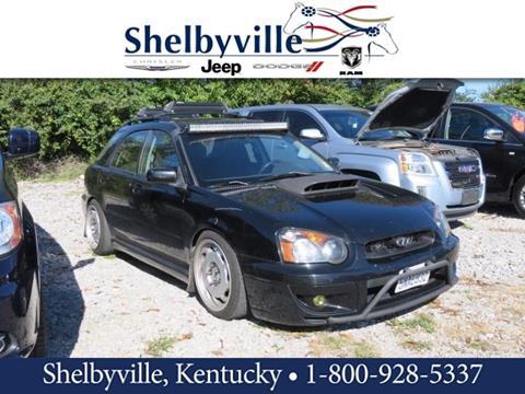 2005 Subaru Impreza for sale in Shelbyville, KY
