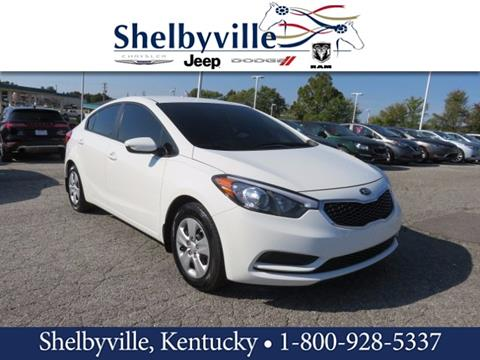 2016 Kia Forte for sale in Shelbyville, KY