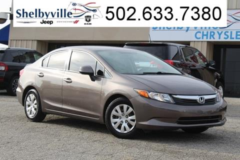2012 Honda Civic for sale in Shelbyville, KY