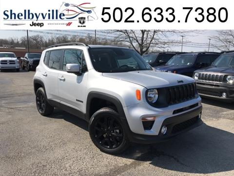 2019 Jeep Renegade for sale in Shelbyville, KY