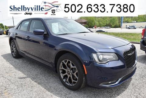 2017 Chrysler 300 for sale in Shelbyville, KY