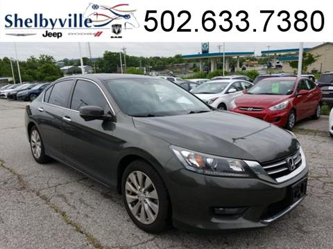2014 Honda Accord for sale in Shelbyville, KY