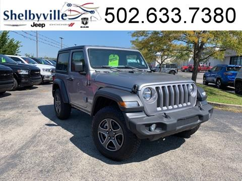 2019 Jeep Wrangler for sale in Shelbyville, KY