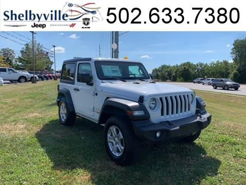 2020 Jeep Wrangler for sale in Shelbyville, KY