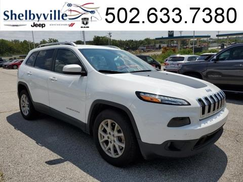 2016 Jeep Cherokee for sale in Shelbyville, KY