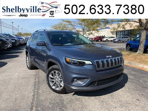 2020 Jeep Cherokee for sale in Shelbyville, KY