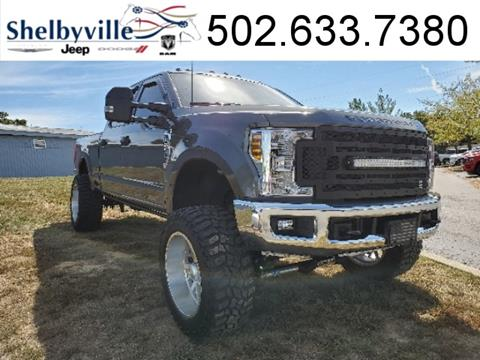 2018 Ford F-250 Super Duty for sale in Shelbyville, KY