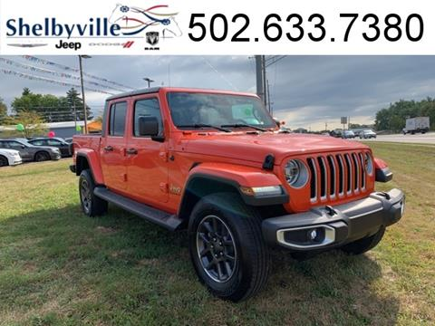 2020 Jeep Gladiator for sale in Shelbyville, KY