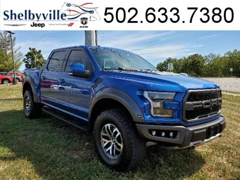 2017 Ford F-150 for sale in Shelbyville, KY