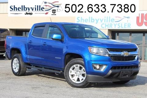 2018 Chevrolet Colorado for sale in Shelbyville, KY