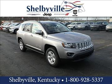 2017 Jeep Compass for sale in Shelbyville, KY
