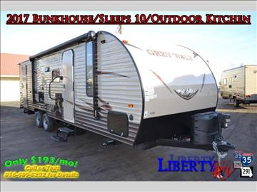 2017 Cherokee Grey Wolf 26DBH for sale in Liberty, MO