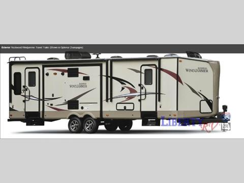 2017 Rockwood Wind Jammer 3029W for sale in Liberty MO
