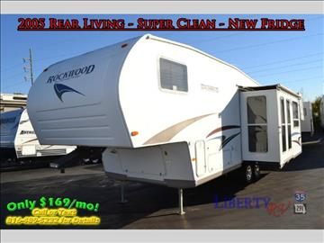 2005 Rockwood 8283 SS for sale in Liberty, MO