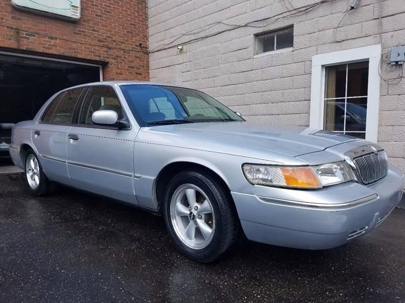 2001 Mercury Grand Marquis LS Premium 4dr Sedan - Follansbee WV