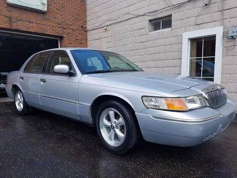2001 Mercury Grand Marquis for sale in Follansbee, WV