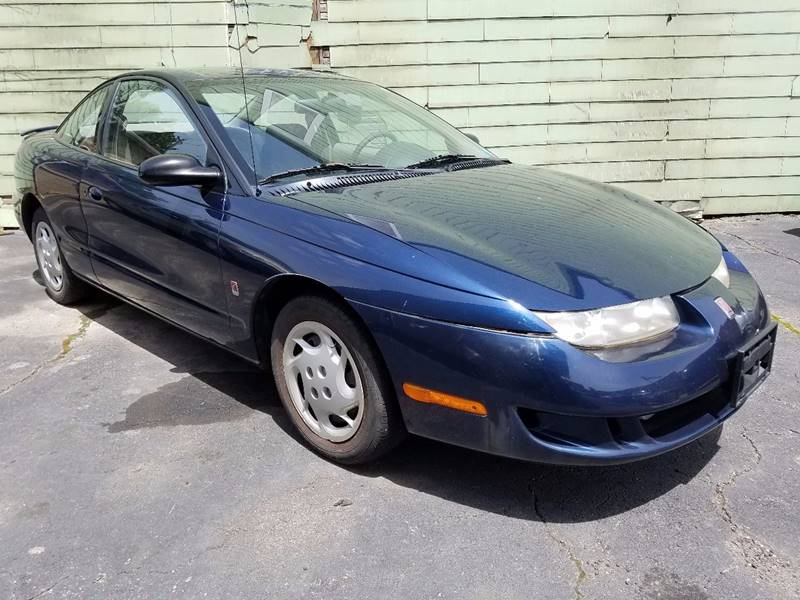 1999 Saturn S-Series SC2 2dr Coupe - Follansbee WV