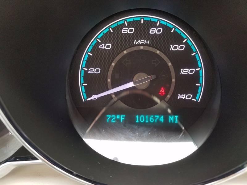 2012 Chevrolet Malibu LS 4dr Sedan - Follansbee WV